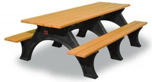 Pilot rock table